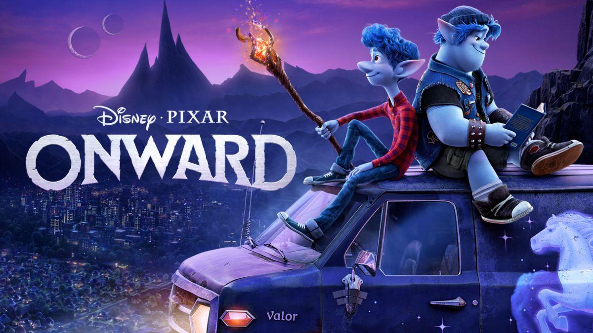 poster película Onward