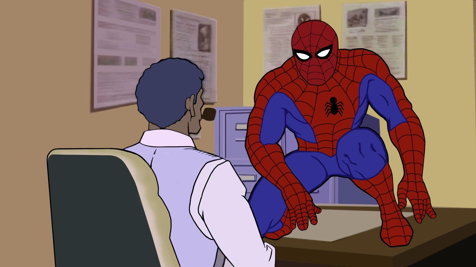 Spider-Man (Series) (1981)