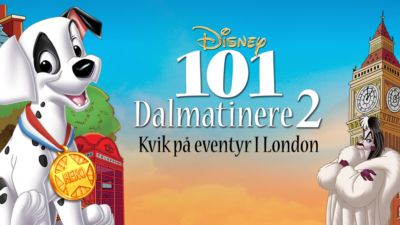 101 Dalmatinere 2: Kvik På Eventyr I London