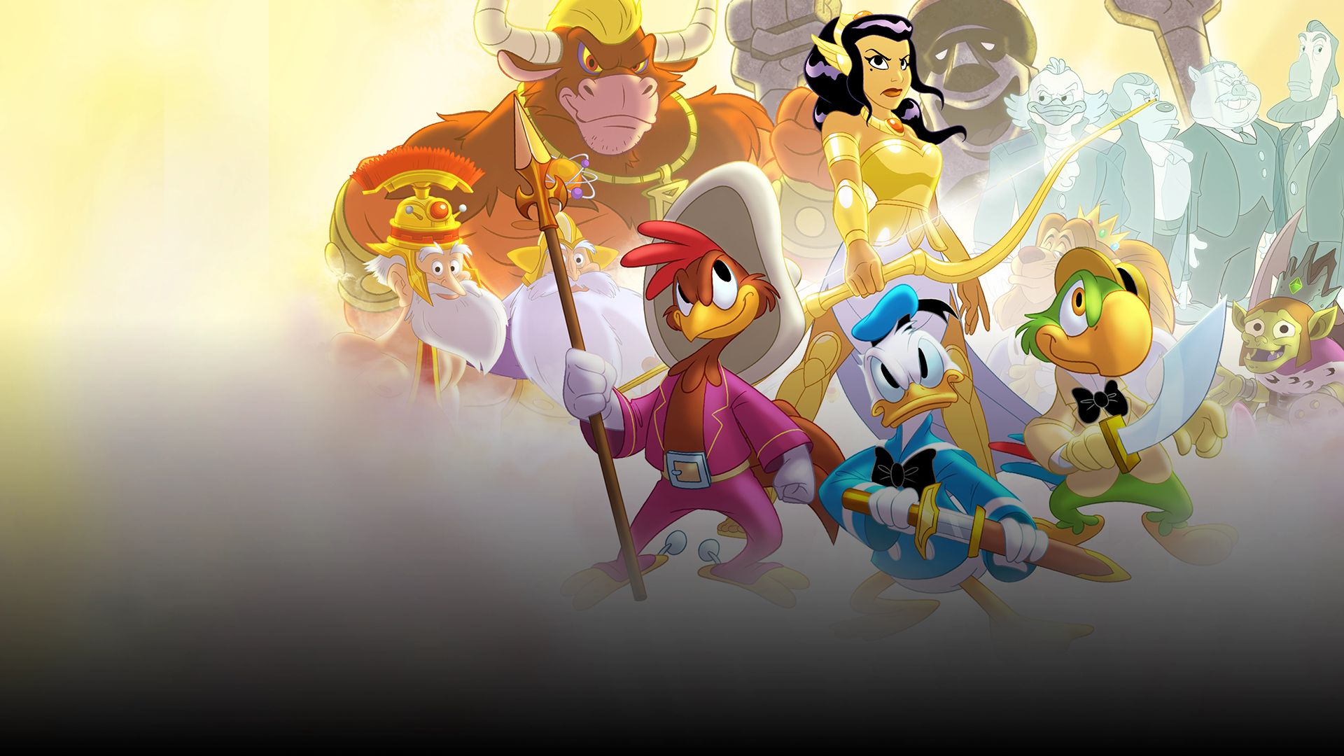 Disney Legend of the Three Caballeros