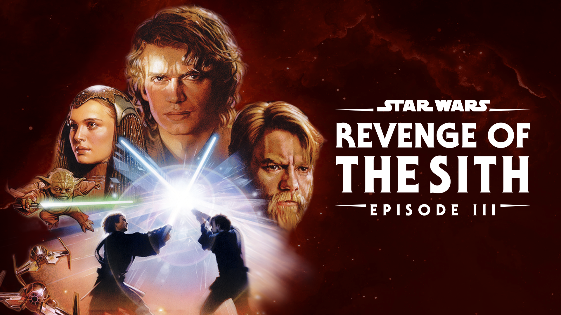 Watch Star Wars Revenge Of The Sith Episode Iii Disney