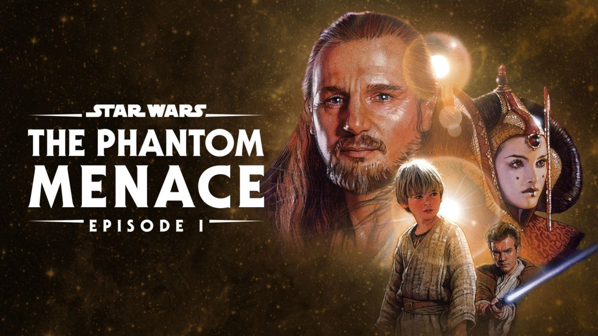 Watch Star Wars: The Phantom Menace (Episode I) | Full Movie | Disney+