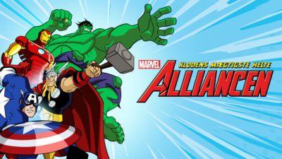 Alliancen: Klodens mægtigste helte