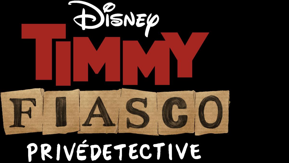Timmy Fiasco: Privé Detective