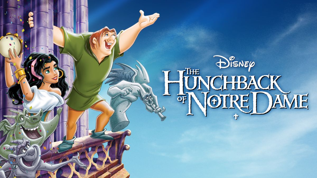 Watch The Hunchback Of Notre Dame Full Movie Disney