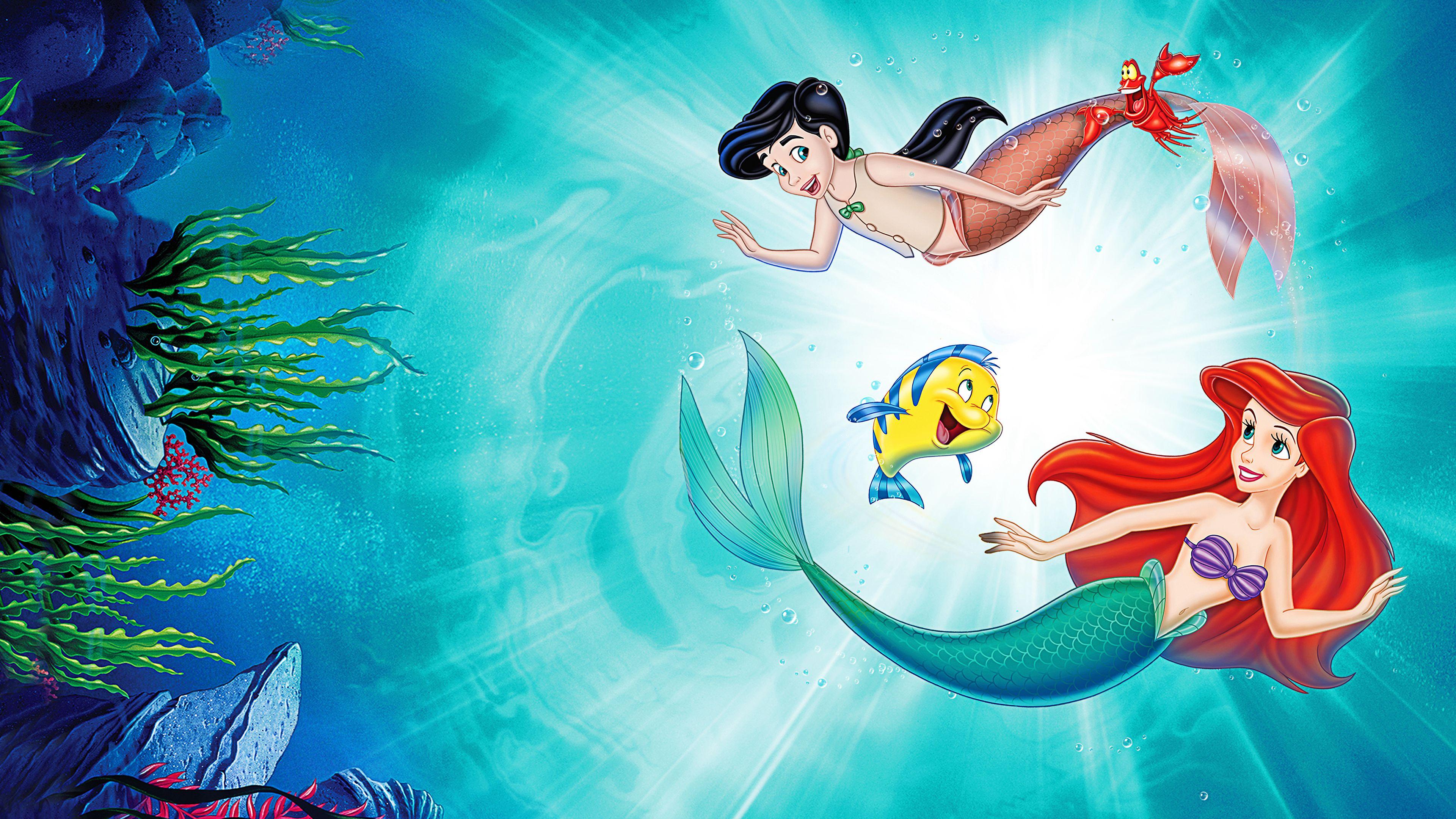 Watch The Little Mermaid Ii Return To The Sea Full Movie