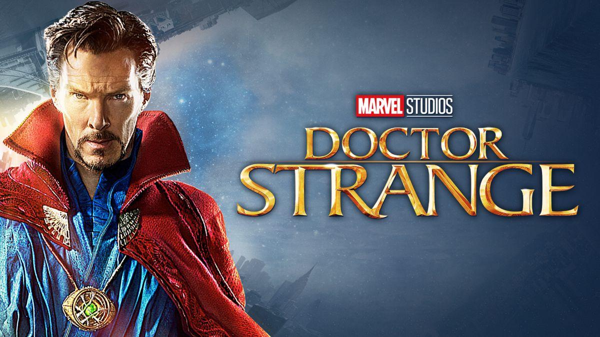 Doctor Strange MCU