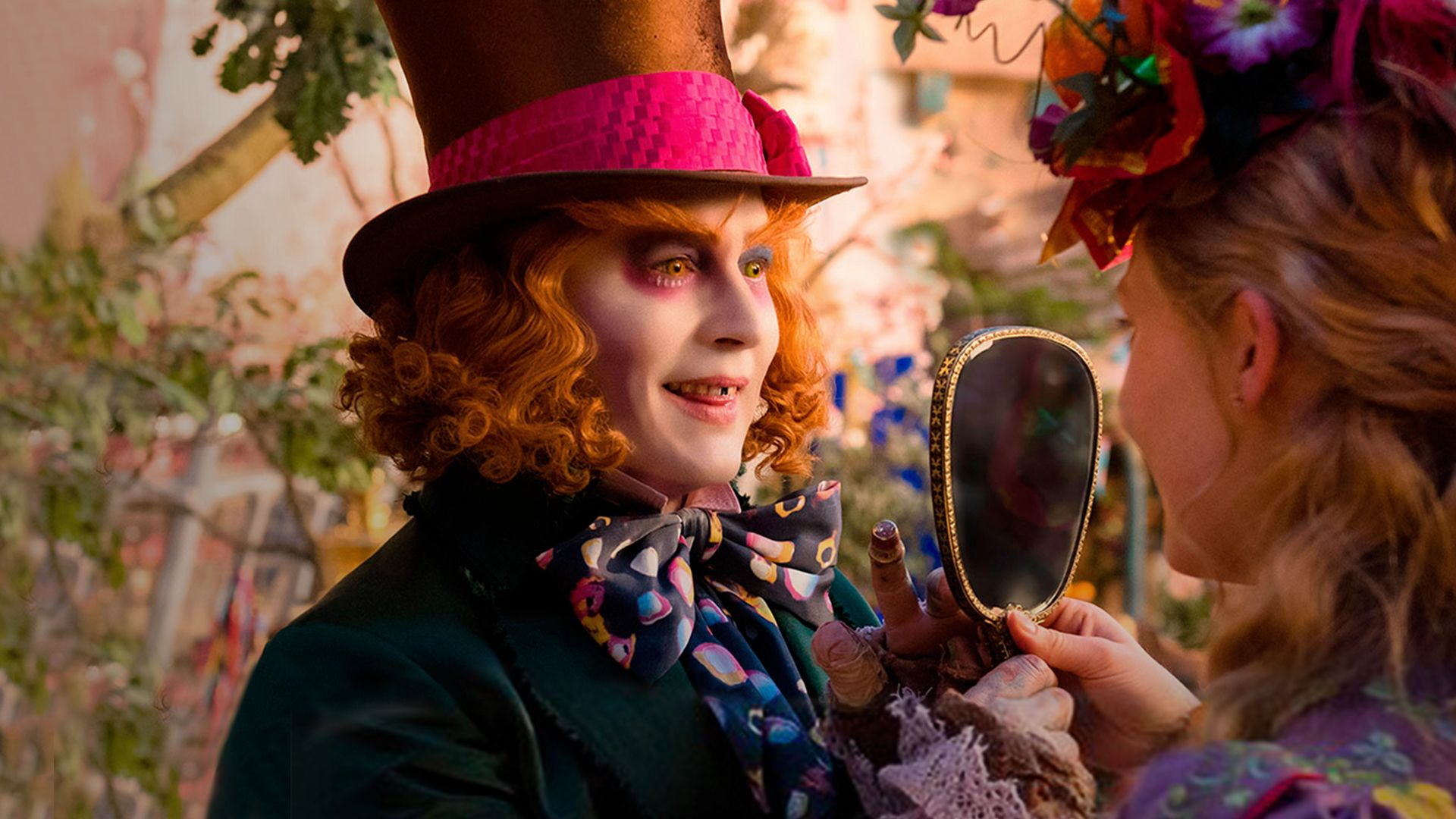 Watch Alice Through The Looking Glass Full Movie Disney