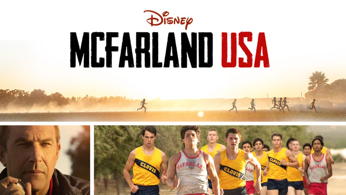 Watch McFarland, USA | Full Movie | Disney+