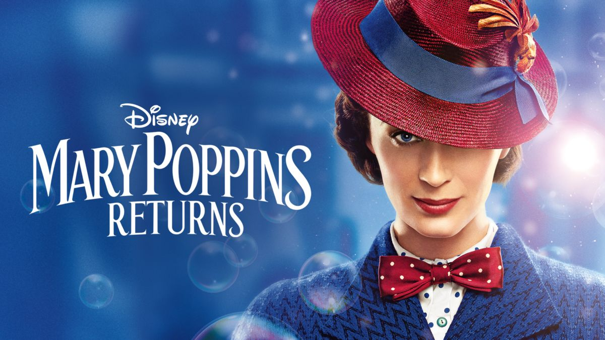 Watch Mary Poppins Returns Full Movie Disney