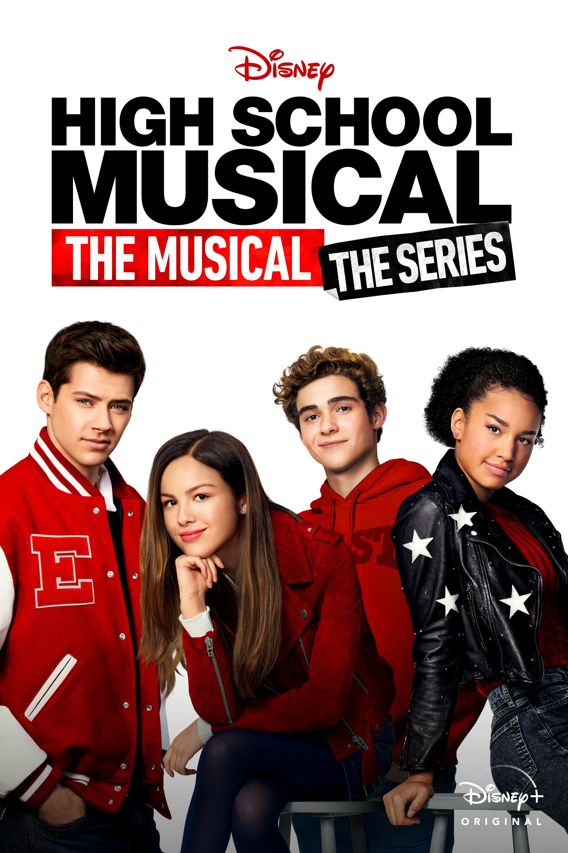 Резултат с изображение за high school musical the musical the series