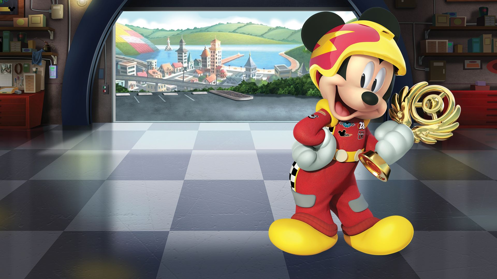 Watch Mickey Mouse Roadster Racers Full Episodes Disney