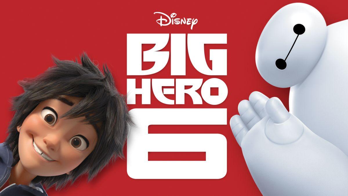 Watch Big Hero 6 Full Movie Disney