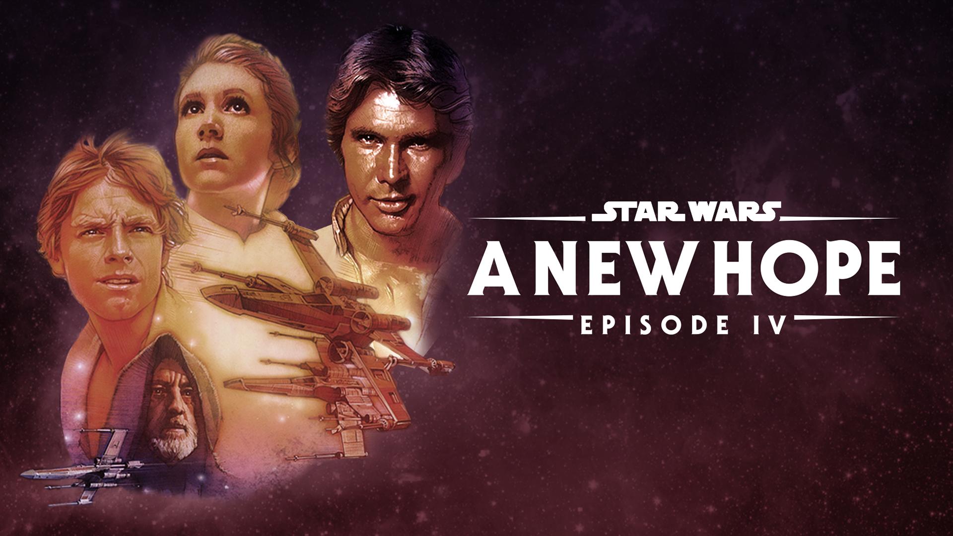 Watch Star Wars A New Hope Full Movie Disney