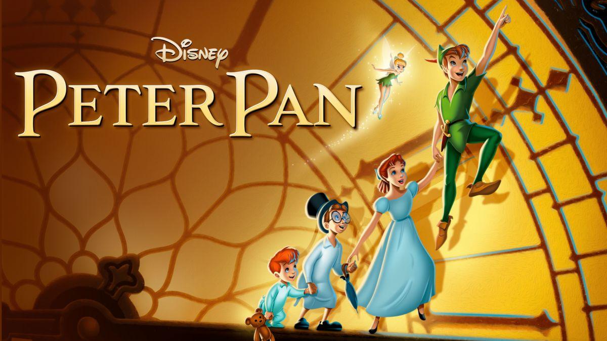 Lunatic Asylum - Peter Pan Ouat Trailer - YouTube
