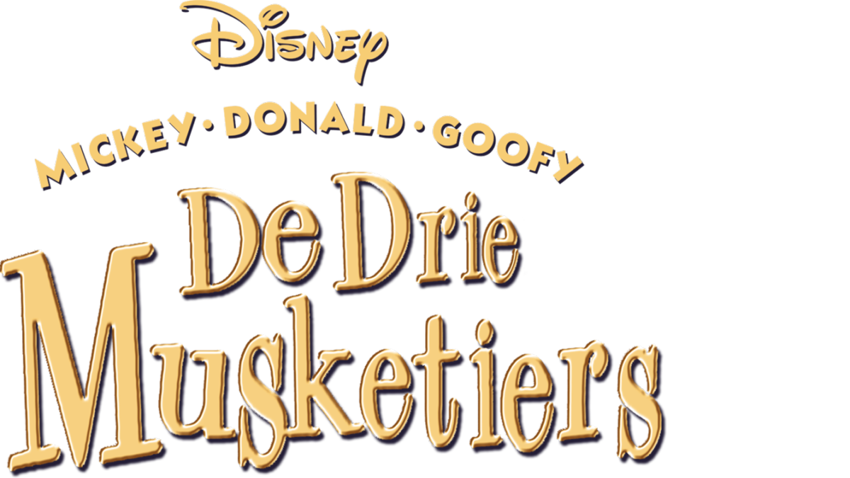 Mickey, Donald, Goofy: De Drie Musketiers
