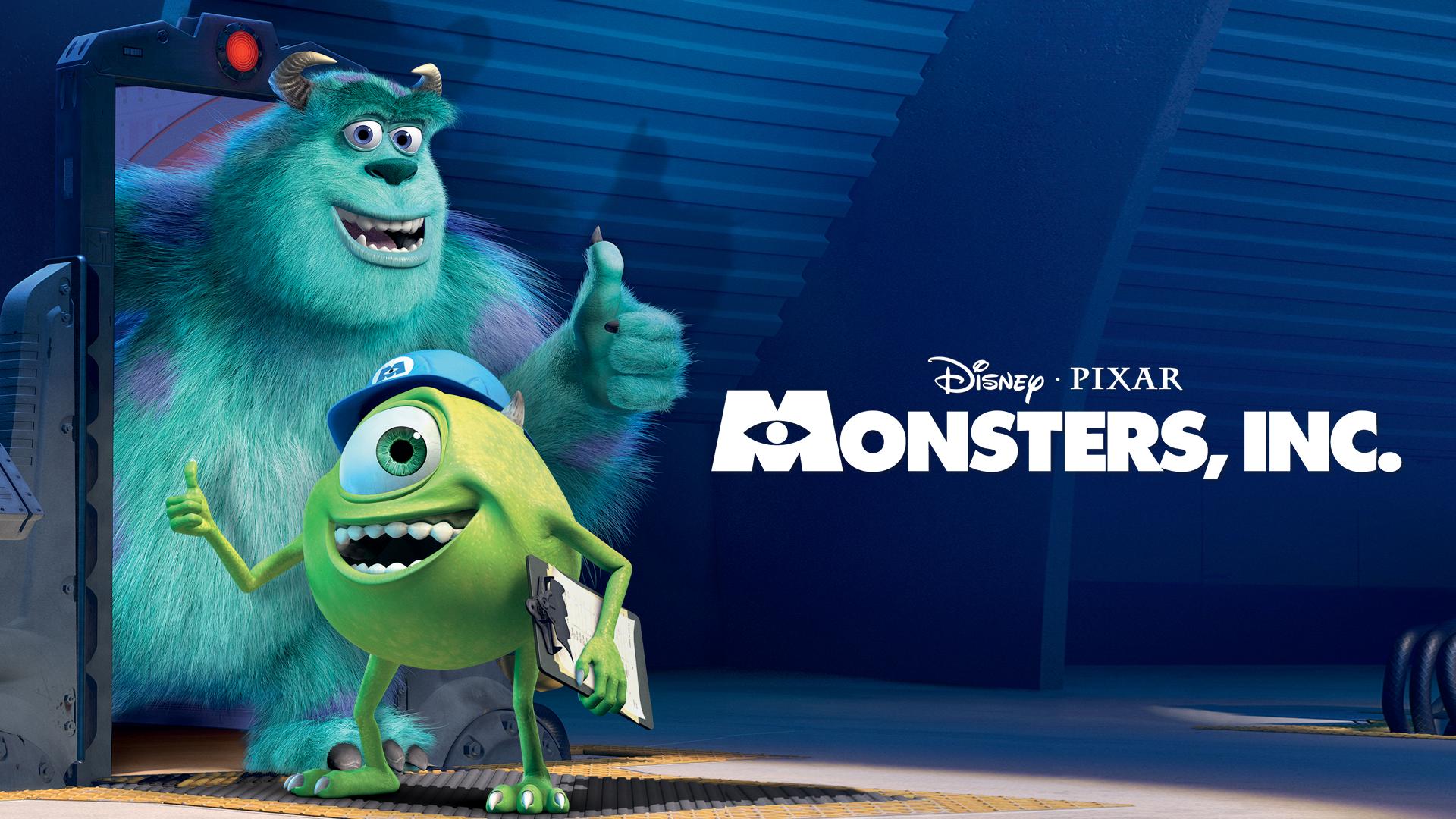 Watch Monsters Inc Full Movie Disney
