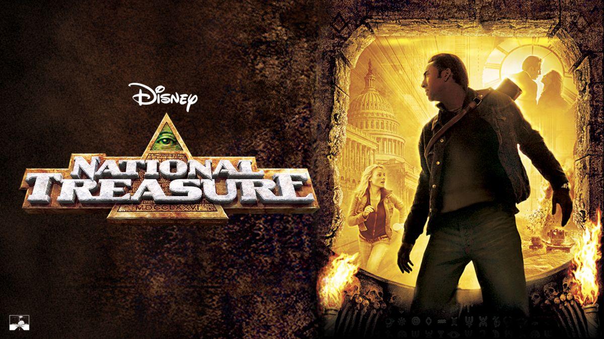 Watch National Treasure | Full Movie | Disney+