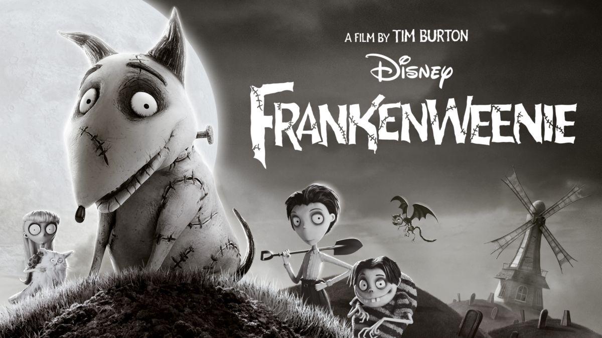 Watch Frankenweenie   Full Movie   Disney+