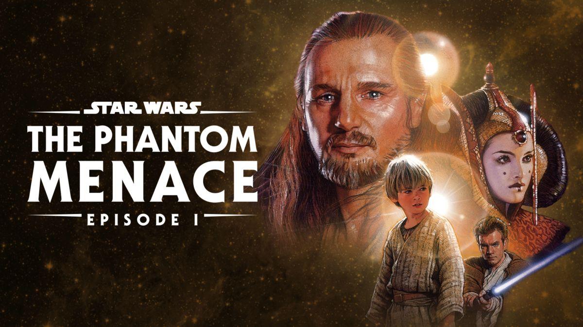 Watch Star Wars: The Phantom Menace (Episode I)   Full movie   Disney+