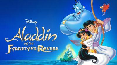 Aladdin og de Fyrretyve Røvere