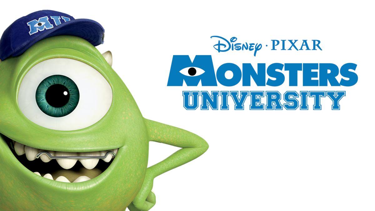 Watch Monsters University Full Movie Disney