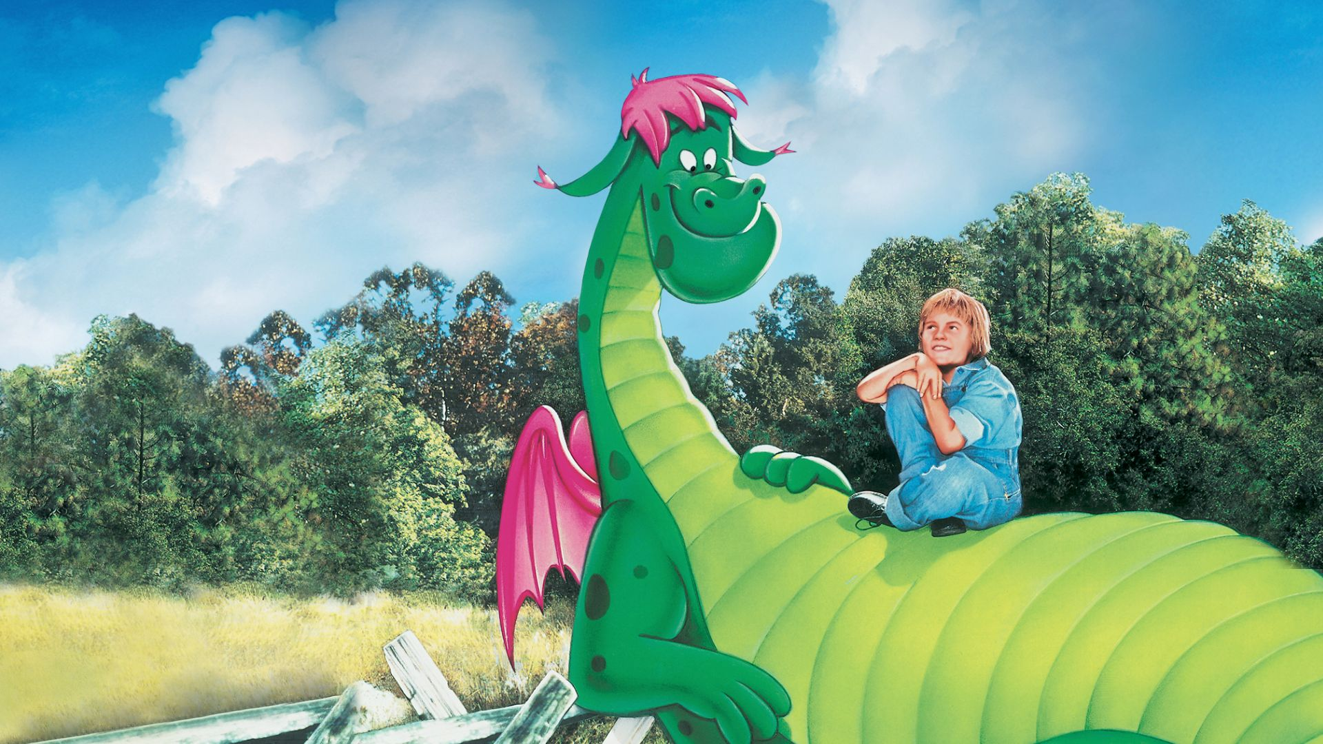 Watch Pete's Dragon (1977)   Full Movie   Disney+