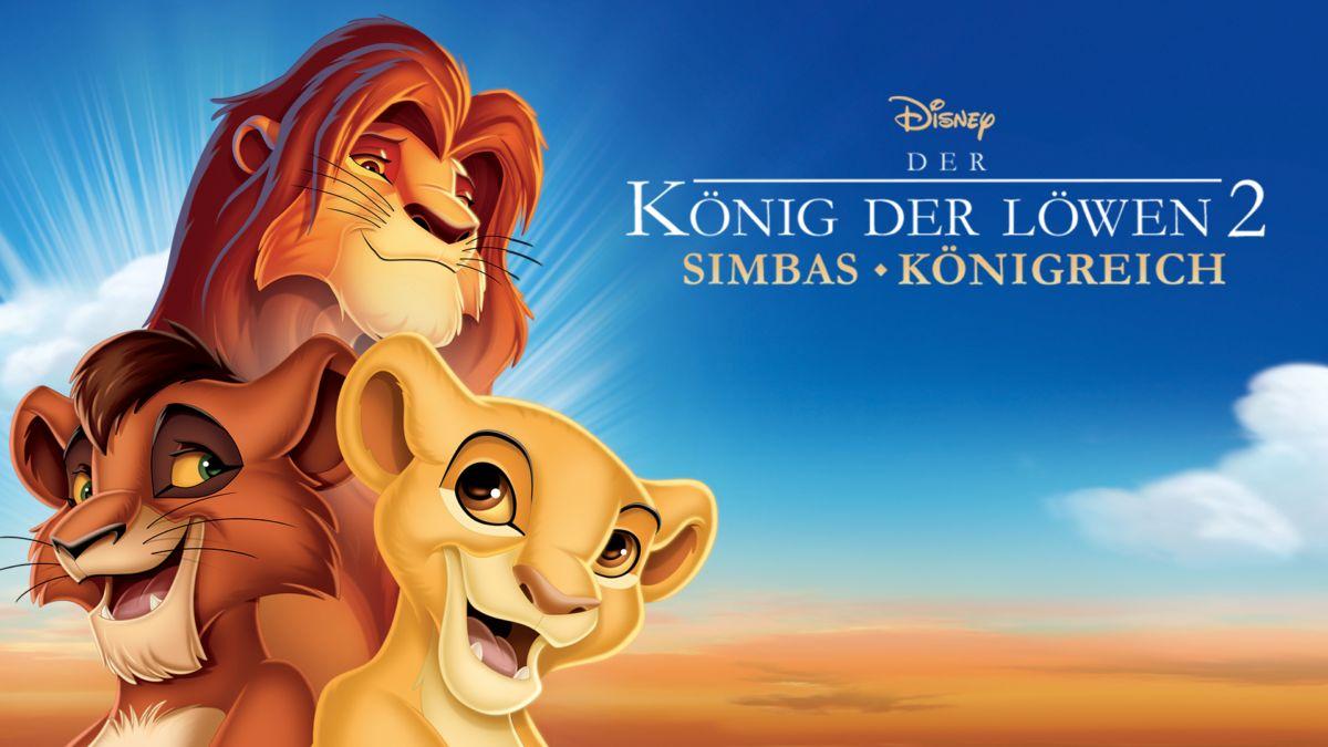 Der König Der Löwen 2 – Simbas Königreich