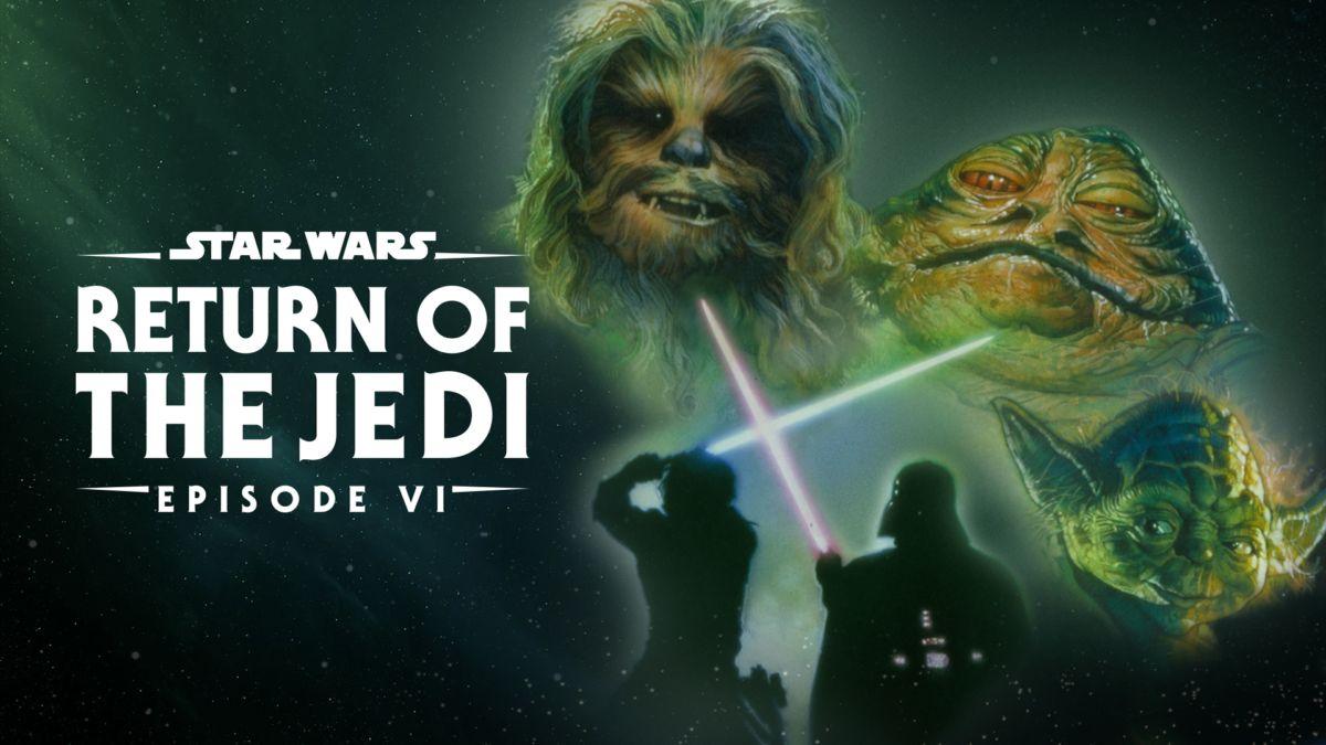 Watch Star Wars: Return of the Jedi (Episode VI) | Full Movie | Disney+