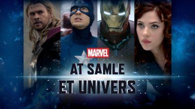 Marvel Studios: At samle et univers