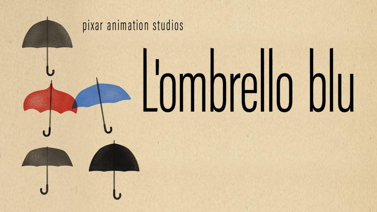 L'ombrello blu