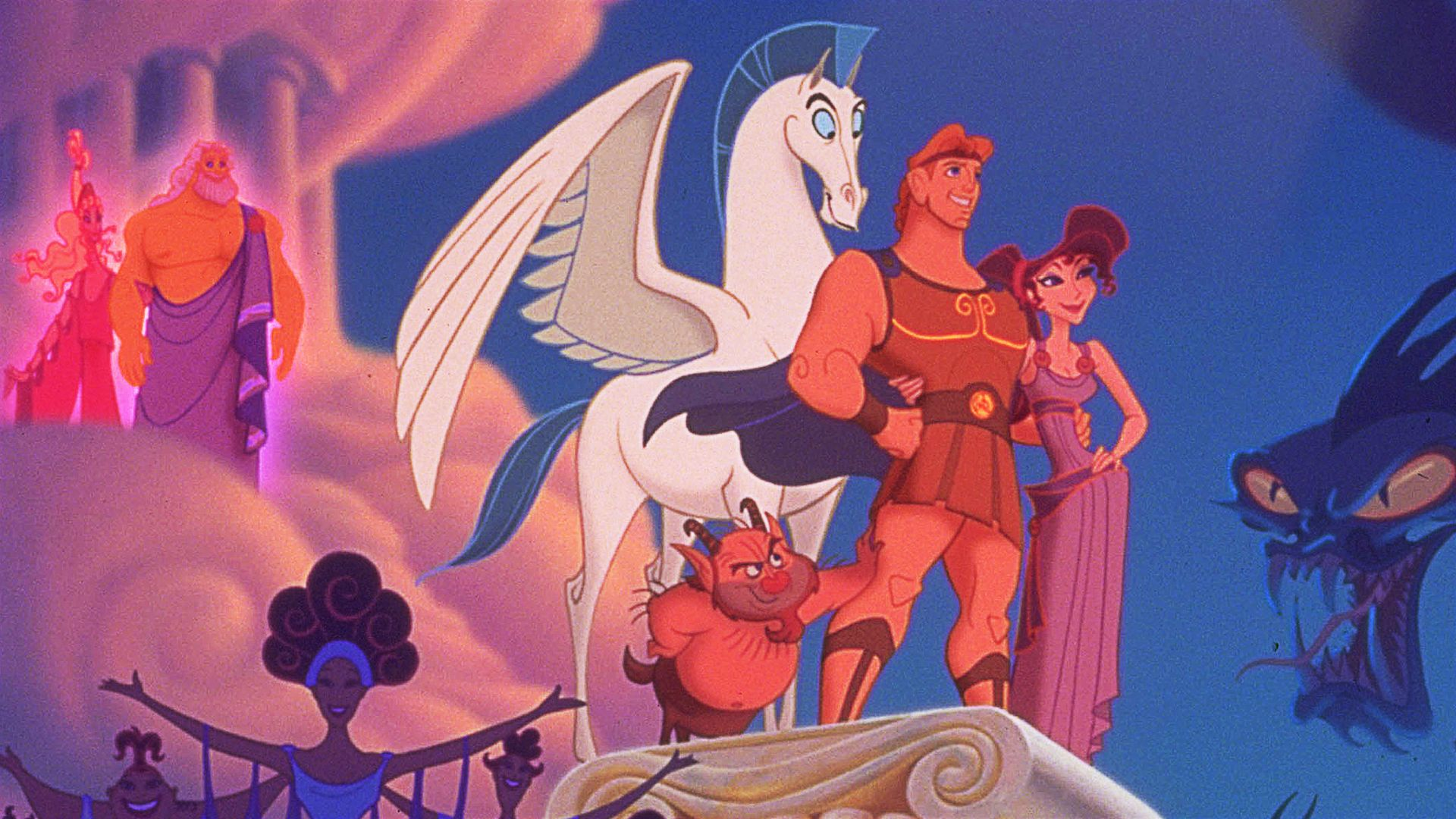 Watch Hércules | Full Movie | Disney+
