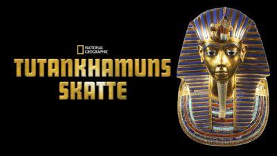 Tutankhamuns skatte