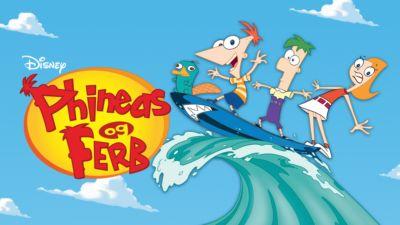Disney Phineas og Ferb