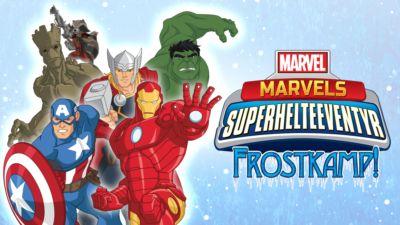 Marvels Superhelteeventyr: Frostkamp!