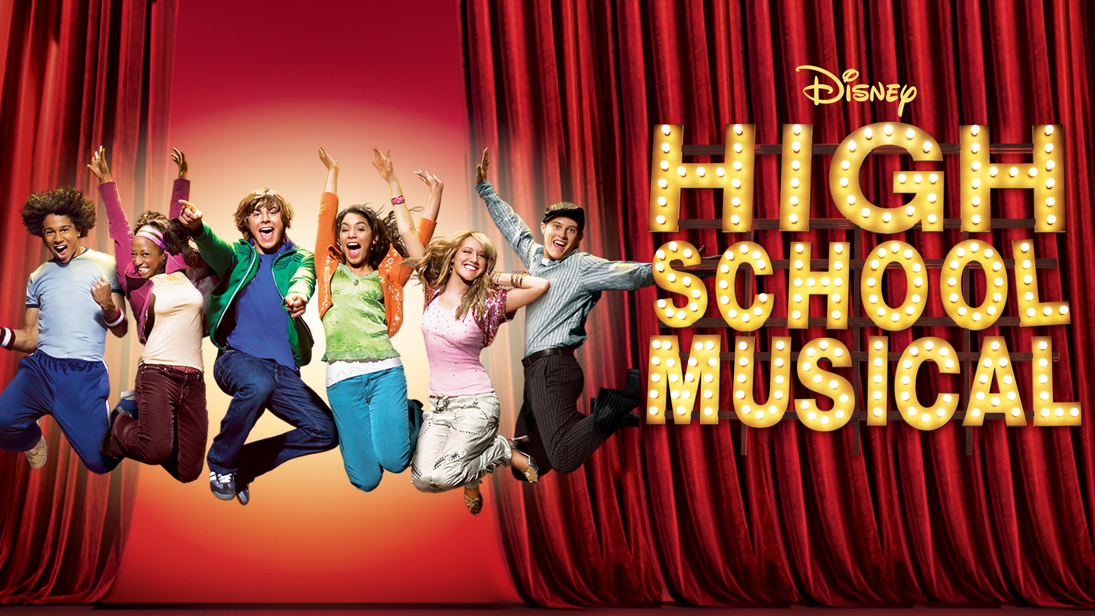 Watch High School Musical | Full Movie | Disney+