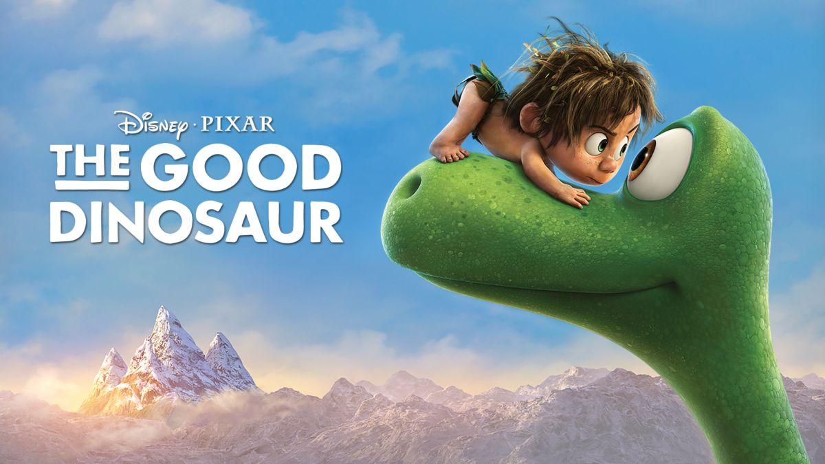 Watch The Good Dinosaur | Full Movie | Disney+