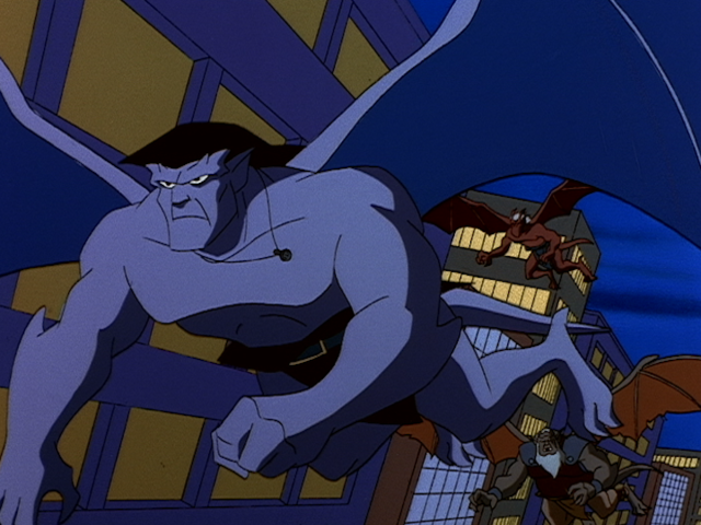 Gargoyles Season 3 Episode 10