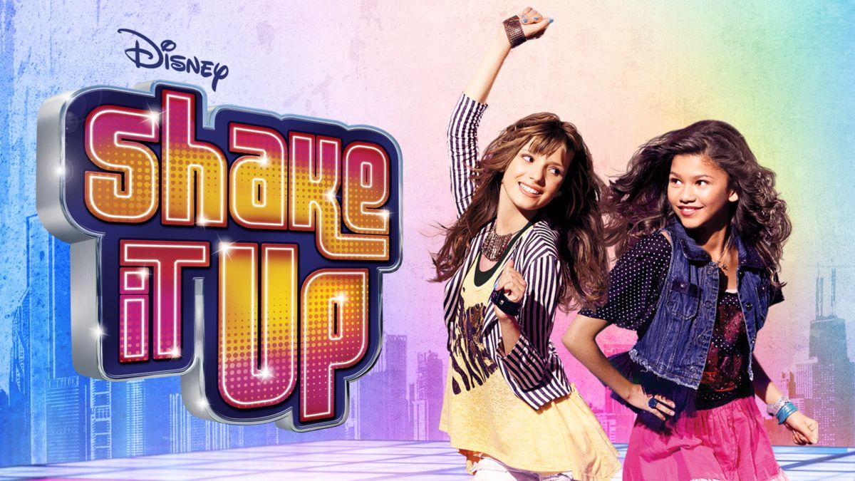 Shake It Up | TV fanart | fanart.tv