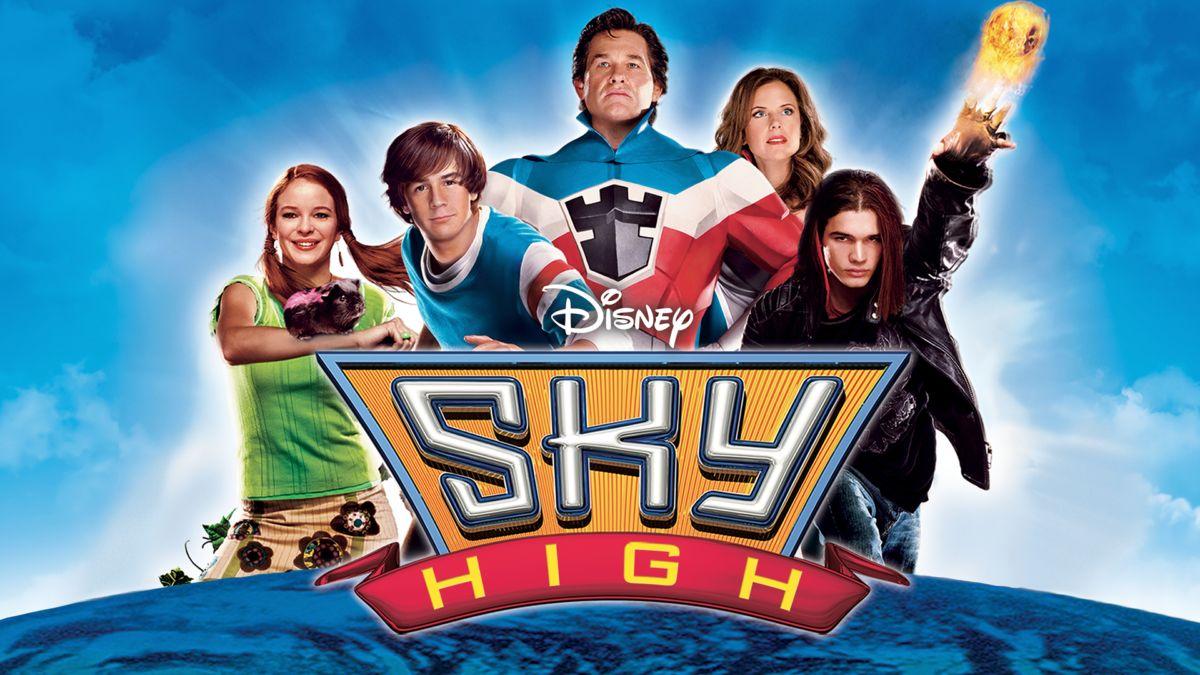 Watch Sky High Full Movie Disney
