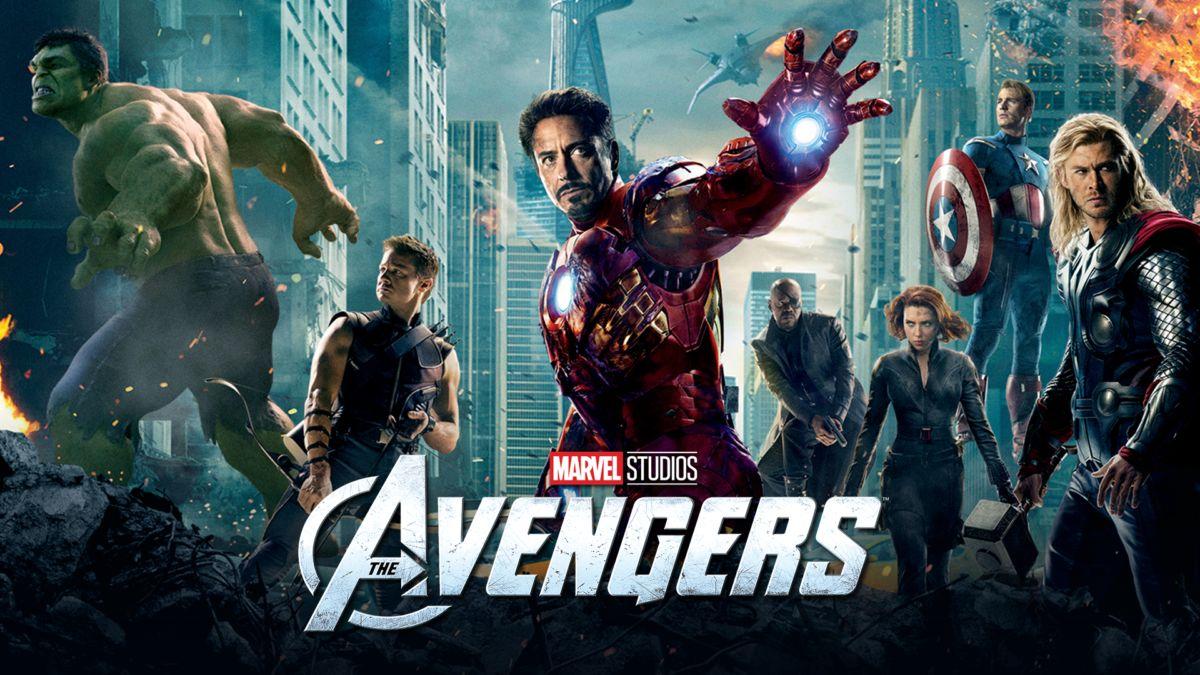 Watch Marvel Studios' The Avengers   Full Movie   Disney+