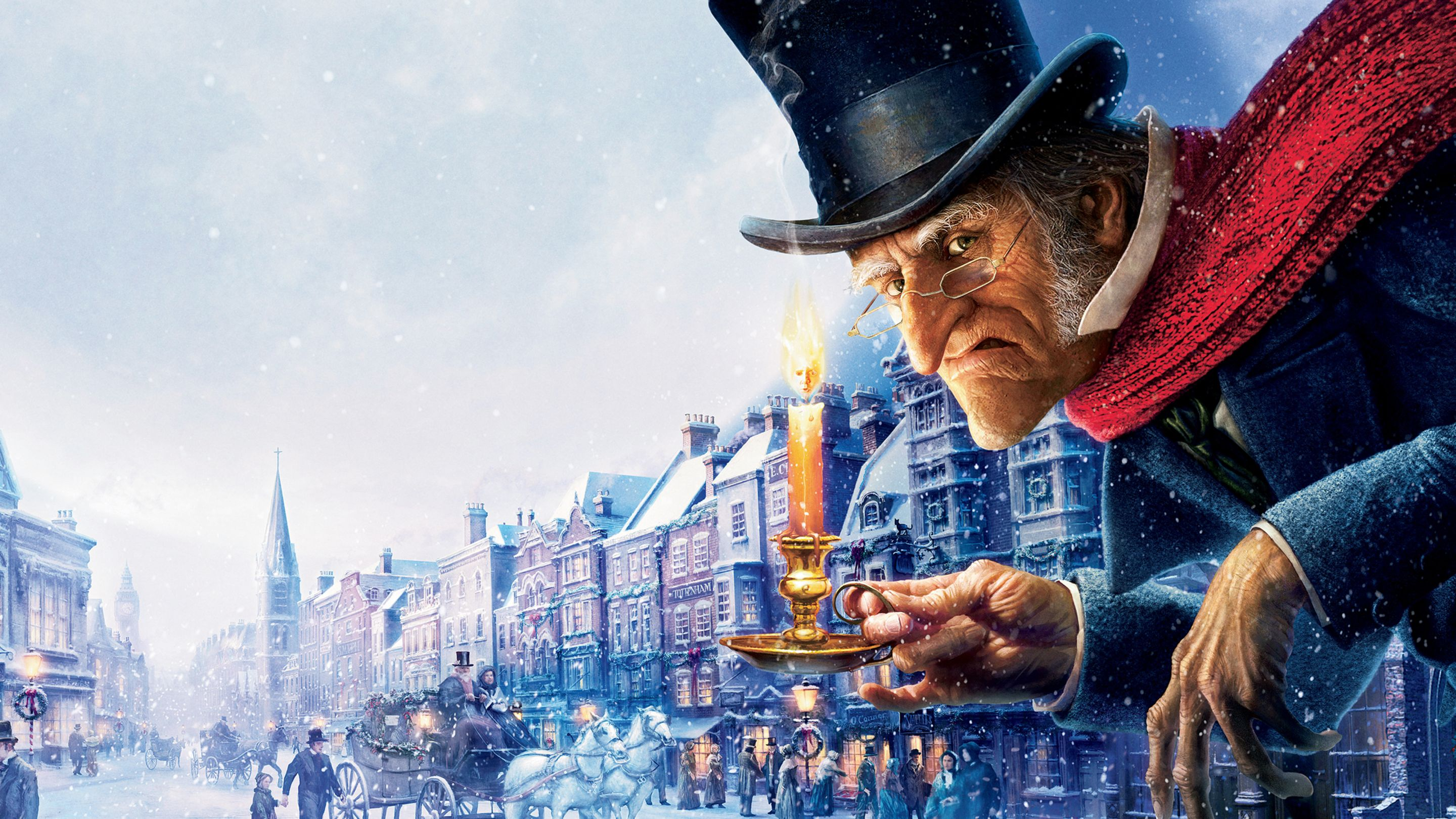 Watch Disney's A Christmas Carol | Full movie | Disney+