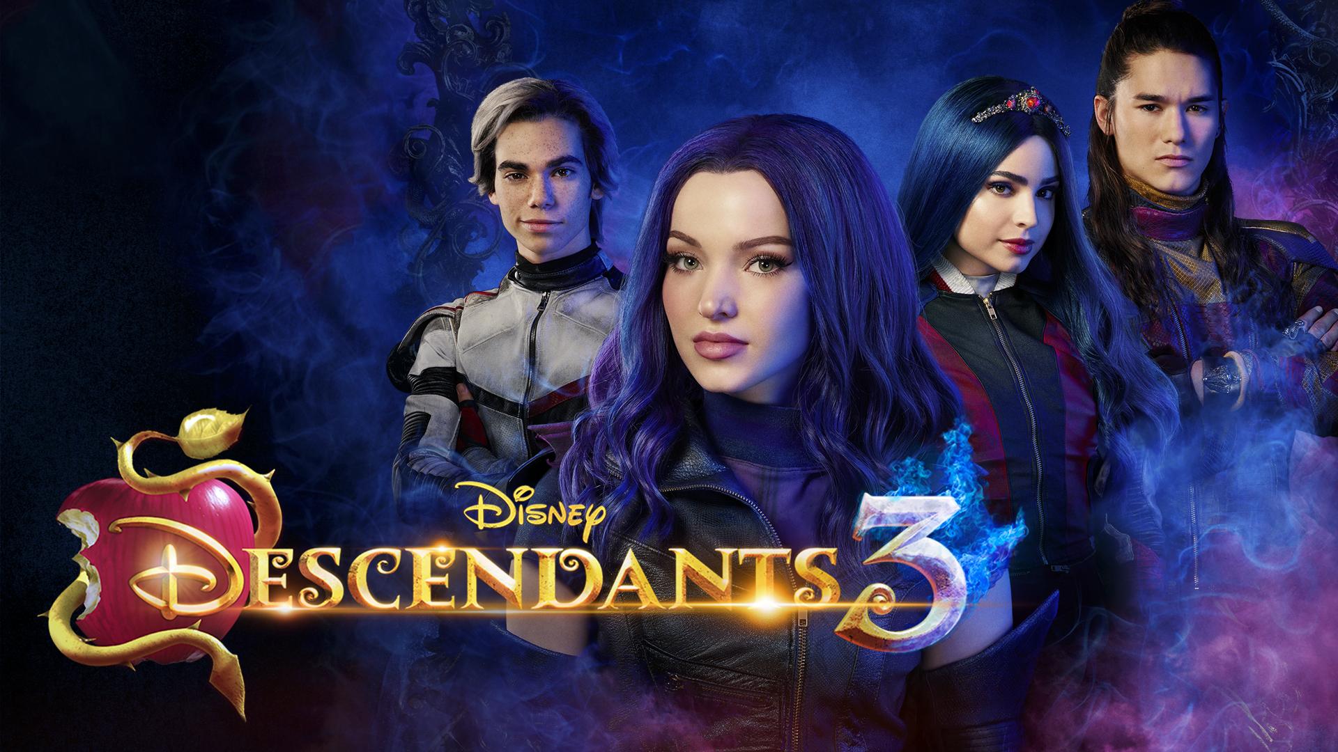 Watch Descendants 3 Full Movie Disney