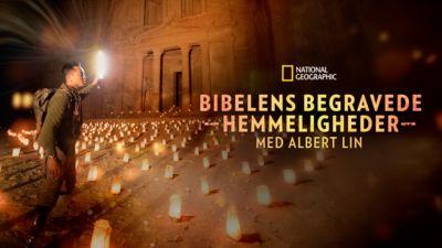 Bibelens begravede hemmeligheder med Albert Lin