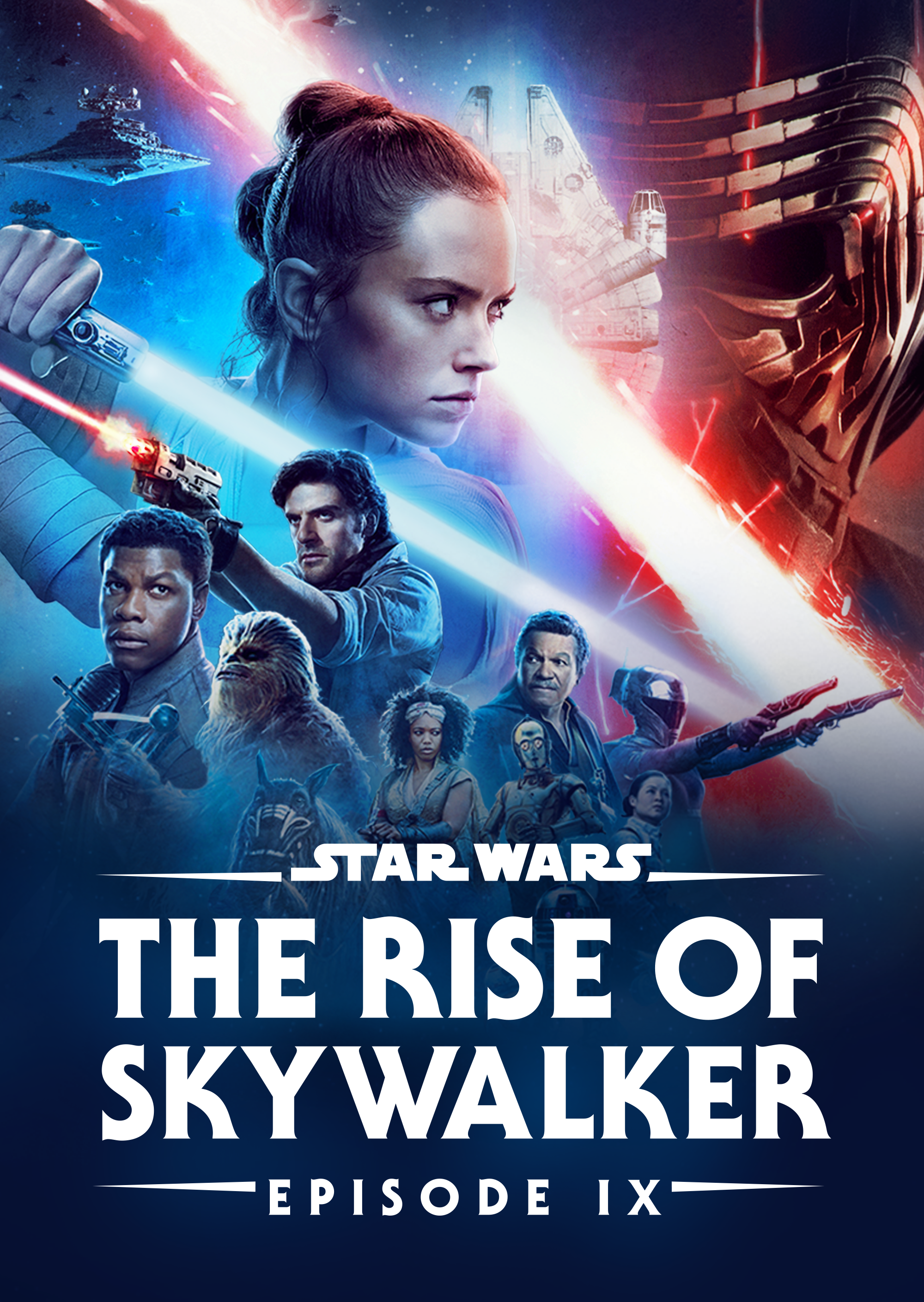 Watch Star Wars The Rise Of Skywalker Episode Ix Full Movie Disney