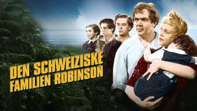 Den schweiziske familien Robinson