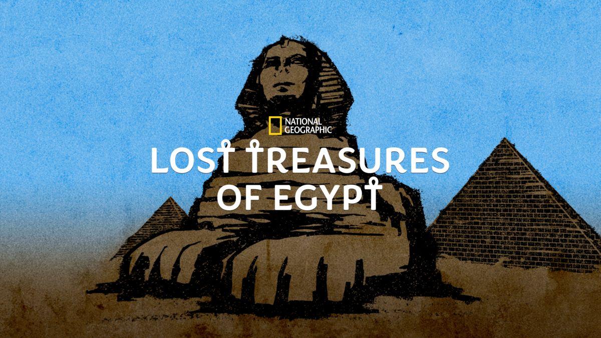 Watch Lost Treasures Of Egypt Disney