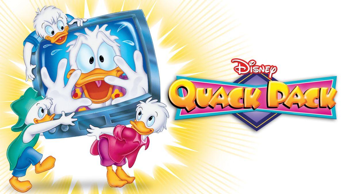 TV Quack Pack'. Imagem: Disney+/Divulgação