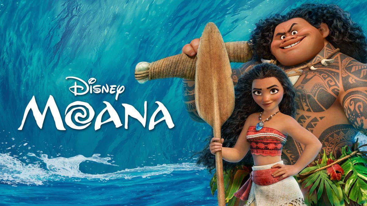 Watch Moana | Full Movie | Disney+