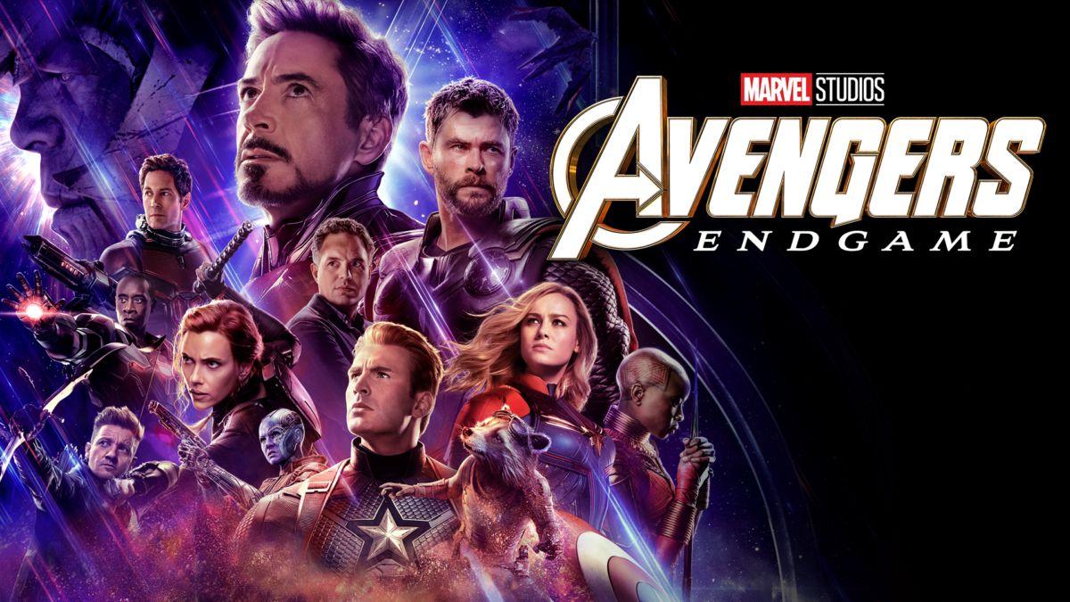 Avengers Endgame Disney Plus